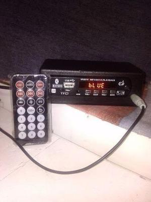 Modernice su viejo equipo de sonido de la casa o del carro.
