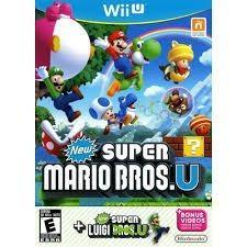 Nintendo wii u juego super mario bros * tienda stargus *