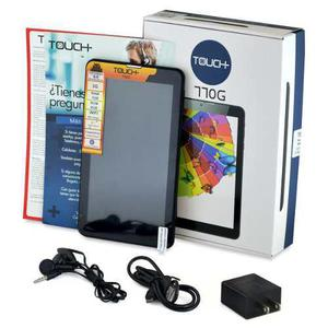 Tablet 3g dual sim, touch 770g 7.0, quad core, 8gb/1gb ram