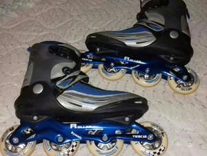Vendo patines de linea roller dynamic - bogotá