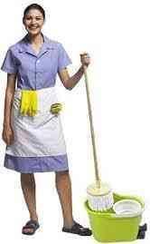 Me ofresco empleada servicio domestico - bucaramanga