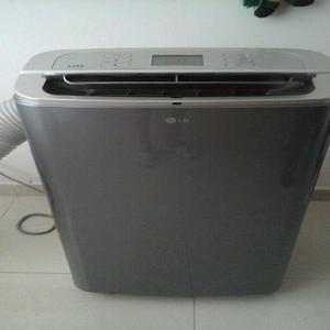 Aire acondicionado portátil lg - cartago