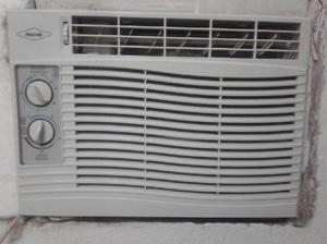 Aire acondicionado haceb assento 5000btu. tipo ventana. -