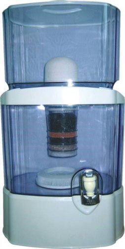 Filtro purificador agua bioenergetico, 24 litros