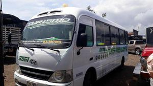 Buseta hyundai county, modelo 2012 - bucaramanga
