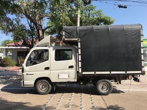 Camion foton 2015 diesel - barranquilla