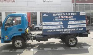 Camion nuevo 2018 naveco 3.8 toneladas - medellín