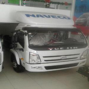 Camion nuevo naveco 6 toneladas estacas - medellín