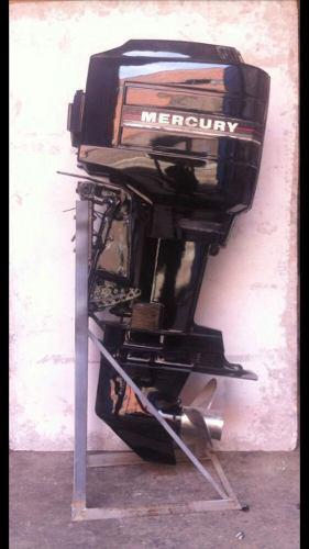 Motor mercury 80hp 2t bueno con mando