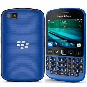 Blackberry 9720 azul nueva en caja touchscreen capacitivo