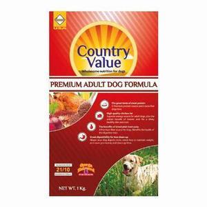 Country value perros adultos 50lb