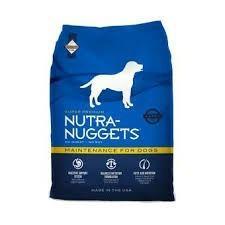 Nutra nuggets mantenimiento 15+3kg gratis