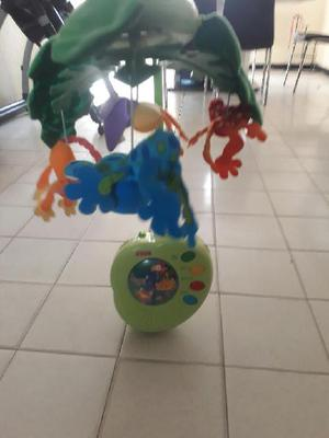 Movil fisher price jungla - restrepo