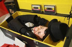 Muñeco para ventrilocuo profesional - Medellín