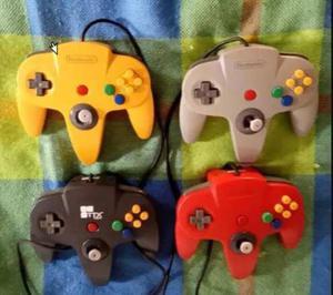 Controles para consola nintendo 64 n64