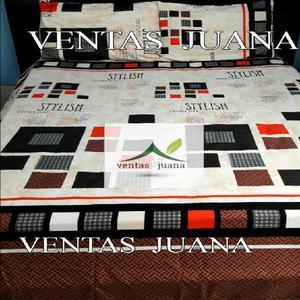 Juegos sabanas poli algodon disponibles cama 1,20 hasta