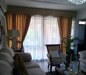 Vendo cortinas en buen estado - barranquilla