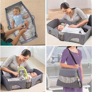 Cuna portátil para bebe - medellín
