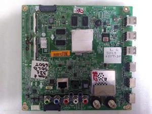 Main board tarjeta principal tv lg 50lb650t