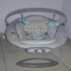 Se vende silla mesedora bebe ingenuity - cúcuta