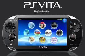 Ps vita nueva programada + 29 juegos gratis 64 gb