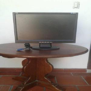Monitor lcd de 19 pulgadas pantalla plana - villa del