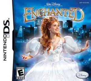 Disney enchanted, encantada, nintendo ds, perfecto estado