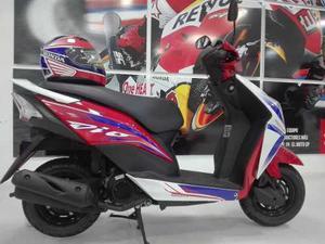 Honda dio 110 cc special edition hrc