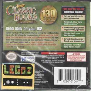 Junior clasic books sellado - nds legoz zqz ref - 005