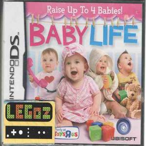 Nds baby life - disco fisico - legoz zqz ref- 001
