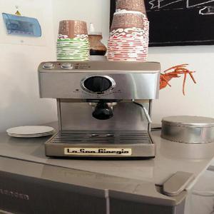 Capuchinera maquina de cafe san giorgio - bogotá