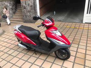 Motocicleta scooter honda elite scooter 125 bws x