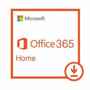 Microsoft office 365 home 5 usuarios esd 6gq-00088