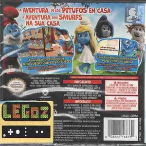 Smurfs 2 - nds sellado legoz zqz ref 654