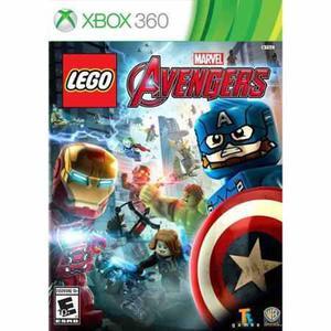 Videojuego lego marvel avengers (xbox 360)