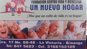 Hogar geriatrico un nuevo hogar - bucaramanga