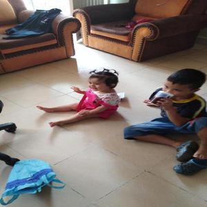 Se cuidan bebés o niños con mucha respon - floridablanca
