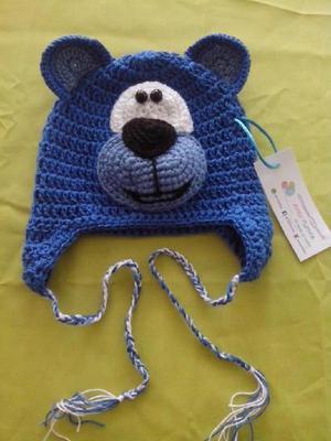 7bcacd7da1a2d Gorros crochet   REBAJAS Abril