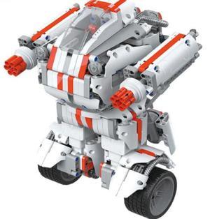 Robot guardian mitico multi formas - cali
