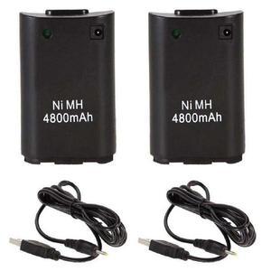 Bateria recargable x box 360 - bogotá