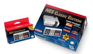 Nintendo nes classic edition mini + envio gratis