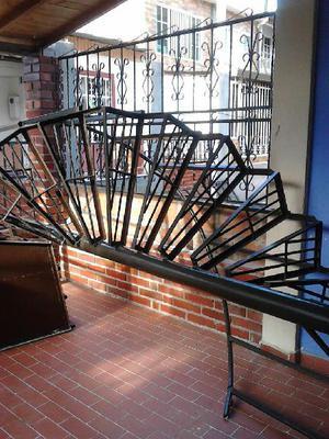 Escalera caracol metalica clasf - Escalera caracol usada ...