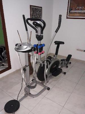 Bicicleta estatica funcional 10/10 - cali