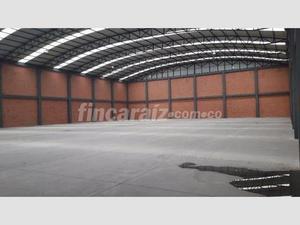 Bodega industrial en arriendo en parque industrial galicia