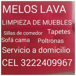 Lavado muebles - bucaramanga