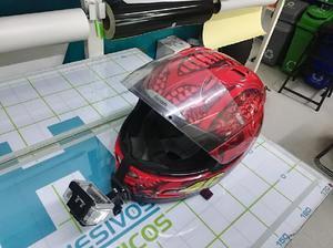 Vendo permuto casco icon talla m - bogotá