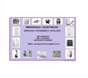 Freidores - gas y electricos cel. 3225894899 cali