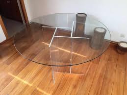 Vendo vidrio redondo para mesa de comedor - Barranquilla