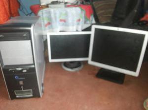 Monitores y torre a la venta - restrepo