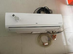 Aire acondicionado lg 24.000 btu/220v inverter / usado